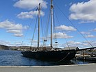 Mystic Seaport L.A. Dunton - Fishing Schooner.JPG