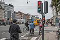 Nørreport Cyclists (15141929309).jpg