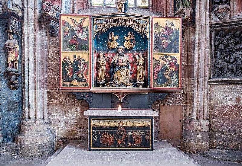 File:Nürnberg, St. Sebald, Interior 20170616 019.jpg