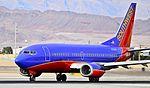 N512SW Southwest Airlines 1991 Boeing 737-5H4 C-N 24189 (7032737271).jpg