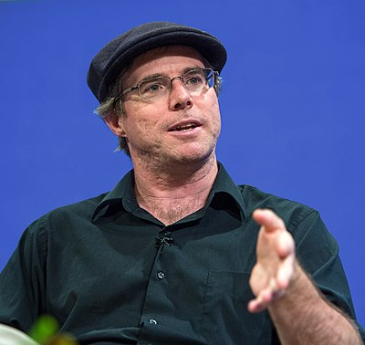 Picture of an author: Andy Weir