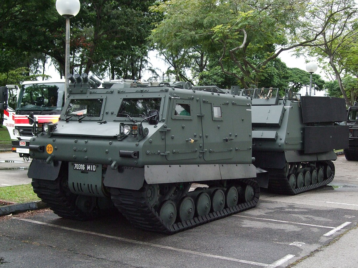 Bronco All Terrain Tracked Carrier - Wikipedia