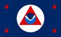 NOAA Deputy Administrator Flag.png