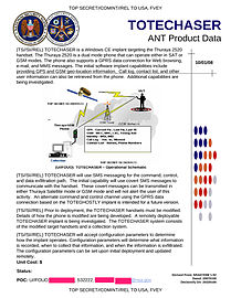NSA TOTECHASER