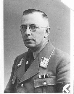 Paul Fritz Wiemann German Headmaster and NSDAP Official