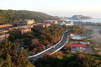 The campus of National Sun Yat-sen University NSYSU campus day03.JPG