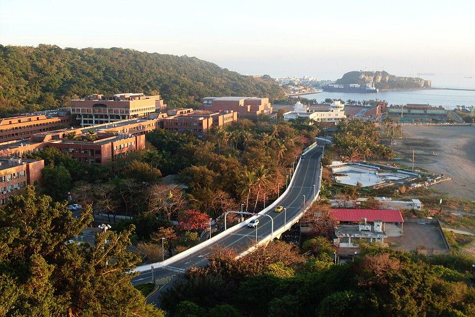 NSYSU campus day03