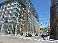 NW corner of King and Sherbourne, 2014 06 15 -f (14414012936).jpg
