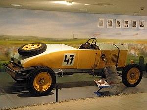 Tatra 20 - Image: NW type T Tatra 20 racecar