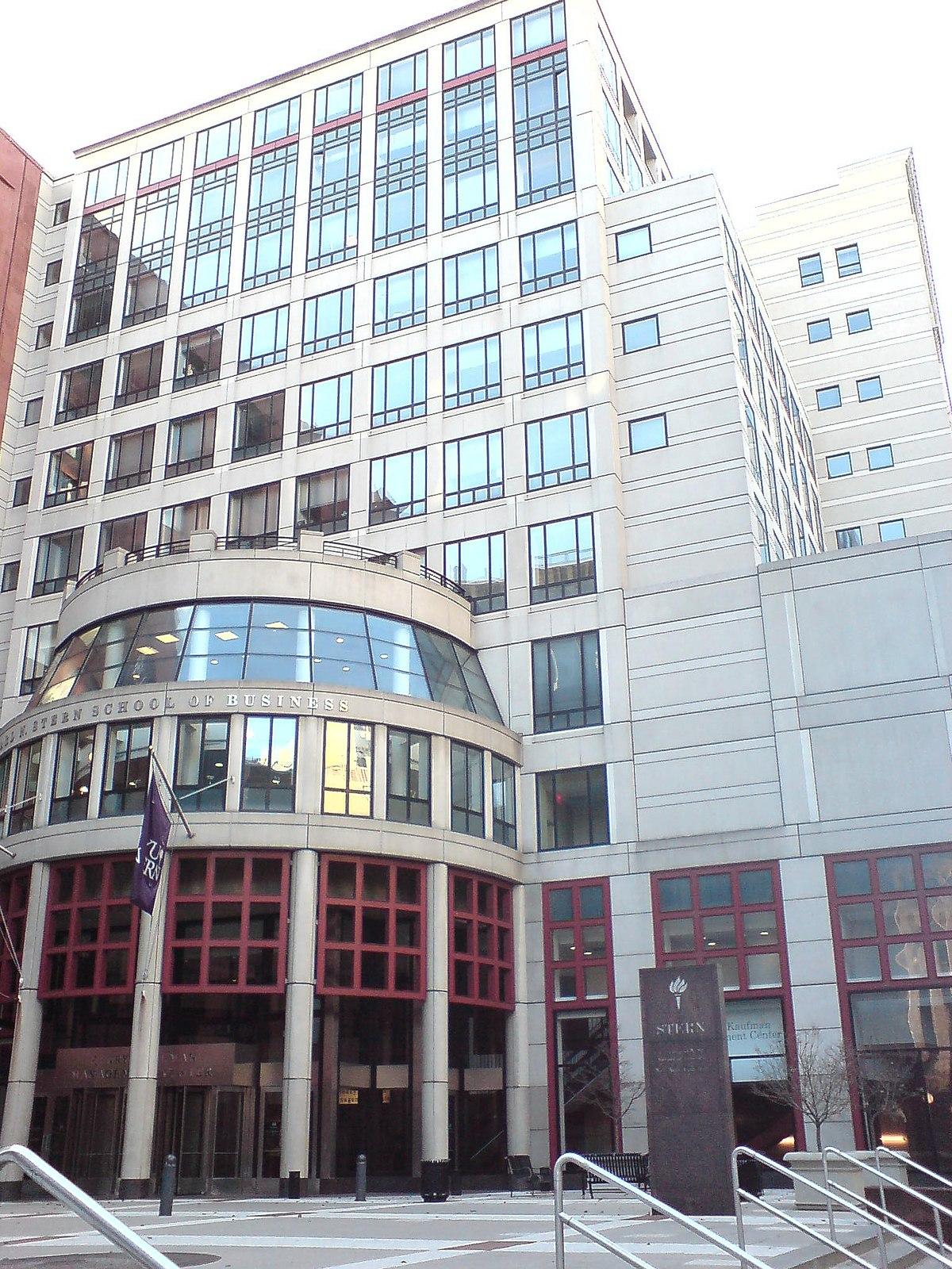 Stern School Of Business Wikipedia