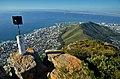 Na vrcholu Lví hlavy - Kapské město - panoramio.jpg