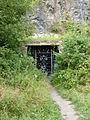 Nachtigallstollen mit Haspelsockel im Steinbruch Muttental, Witten 1.jpg