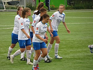 Kolbotn Fotball - Kolbotn players in June 2013
