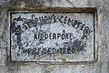 Name Plaque - St Stephens Cemetery - Kidderpore - Kolkata 2016-01-24 9110.JPG