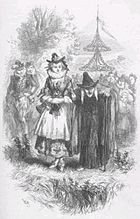 Ann Redferne and Chattox, two of the Pendle witches