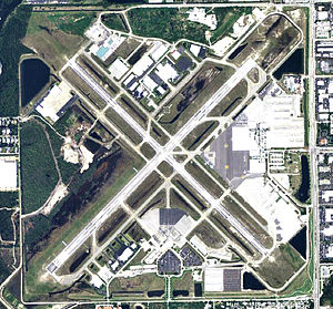 Naples Municipal Airport - USGS 2006 orthophoto