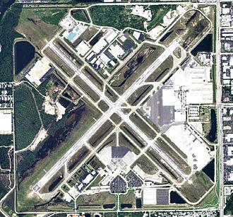 Naples Municipal Airport - USGS 2006 orthophoto