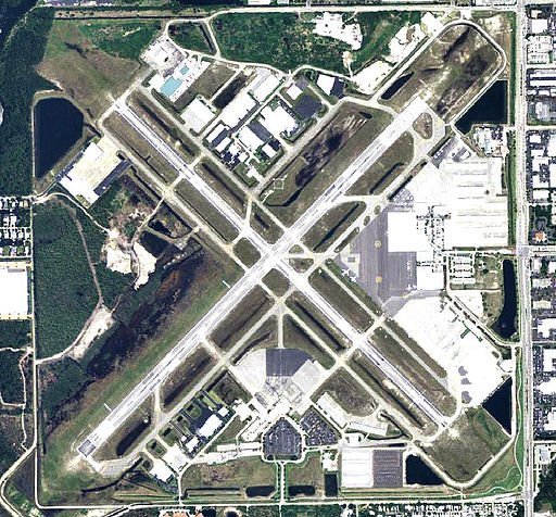 Naples Municipal Airport FL 2006 USGS