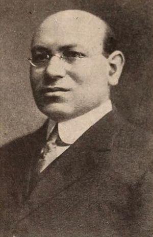Nathan H. Gordon - Nathan Gordon, from a 1920 magazine