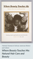 Natural Hair Care and Beauty NMAAHC Book Display.png
