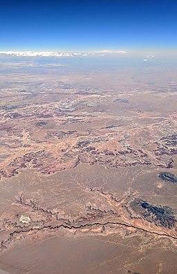 Navajo Reservation Painted Desert