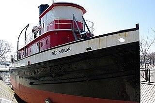 <i>Ned Hanlan</i> (tugboat)