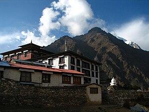 Tengboche Monastery - Monastery amidst Sagarmata peaks