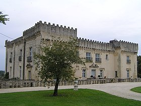 Image illustrative de l'article Château de Fleurac (Nersac)