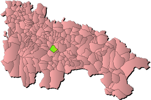 Nestares - La Rioja (Spain) - Municipality Map.svg