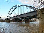 Neue Niederräder Brücke Südwest