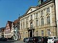 Neues Rathaus, Esslingen, Stadt-Palazzo des Freiherrn Franz Gottlieb von Palm, erbaut 1748-1751, seit 1841 Rathaus - panoramio.jpg