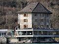 Neuhausen am Rheinfall - Schlössli Wörth - Schloss Laufen 2013-01-31 14-25-08 (P7700).JPG
