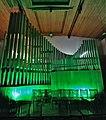 Neusäß, St. Ägidius (Hindelang-Orgel bei Nacht, grün) (3).jpg