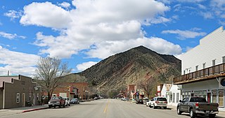 New Castle, Colorado Town in Colorado, United States