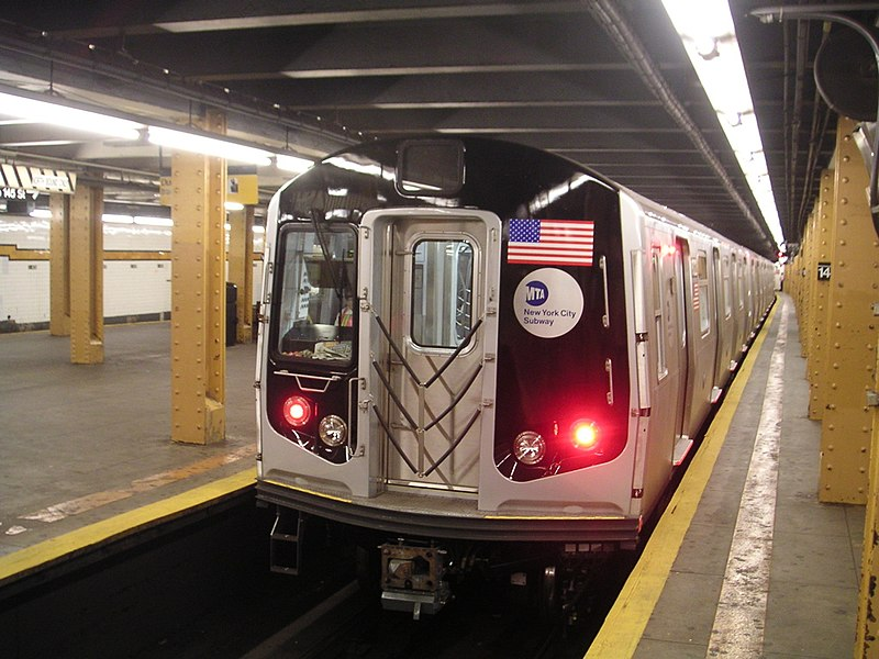 File:New NYC subway train.jpg