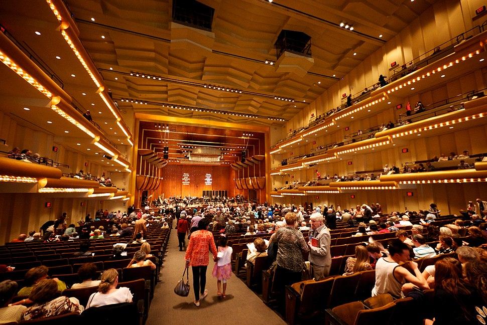 New York Philharmonic at Avery Fisher Hall (7230083424)