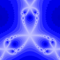 Newton fractal x^3+i.png