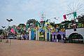 Nicco Park Entrance - Jheel Meel - Kolkata 2012-01-19 8338.JPG