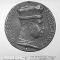 Niccolò d'Este, Marquess of Ferrara (1384?–1441) MET 82453.jpg