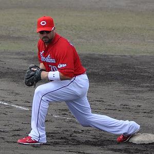 Nick Stavinoha - Image: Nick Stavinoha on February 13, 2012