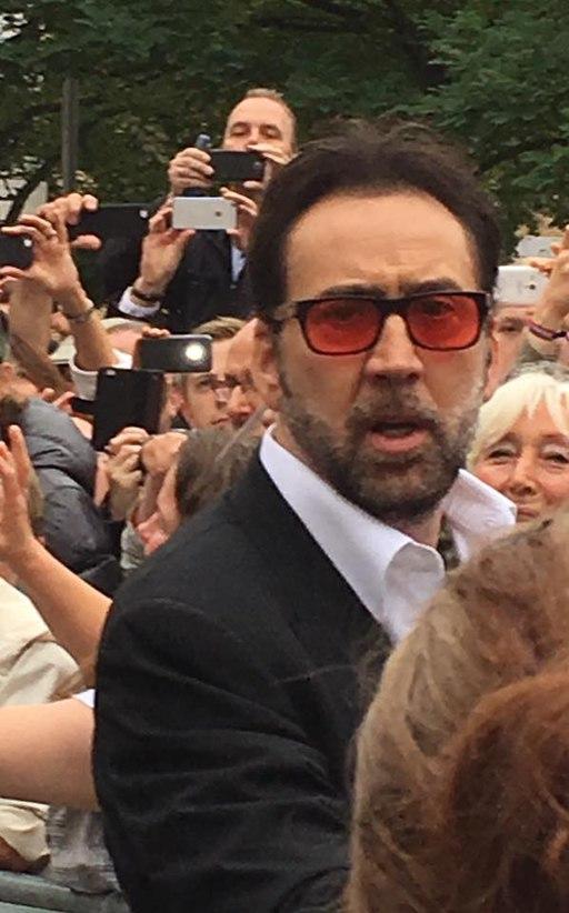 Nicolas Cage Oldenburger Filmfest