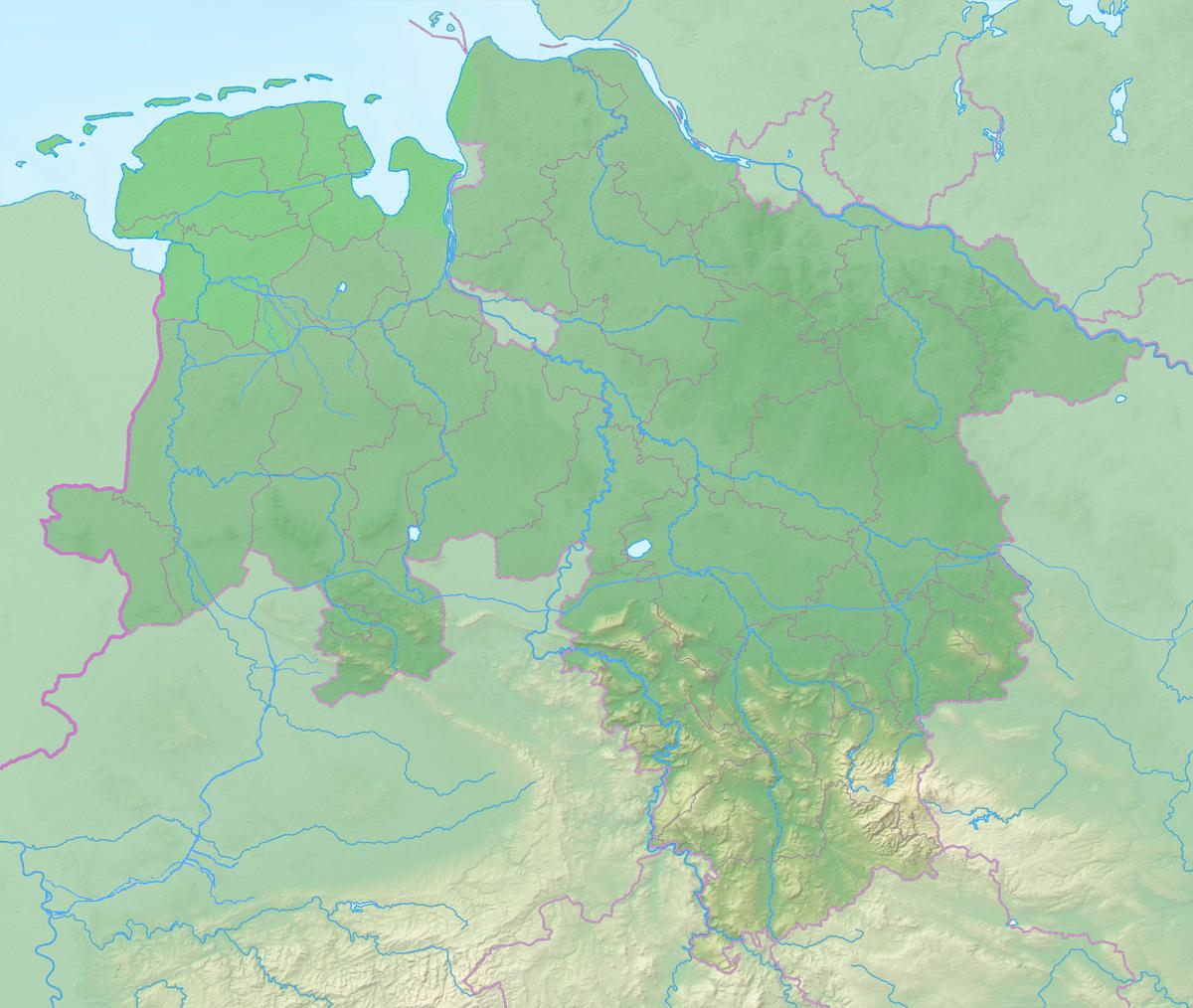 Wikipedia Niedersachsen