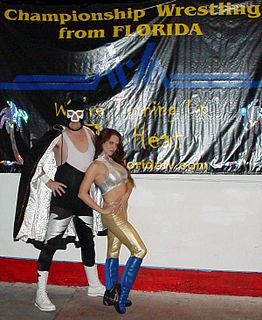 Vanessa Harding American professional wrestler and manager