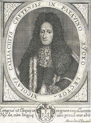 Nikolaos Kalliakis (1645 - 1707)