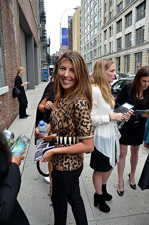 Nina García - Garcia in New York in 2011
