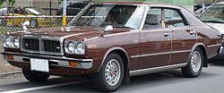 Nissan Laurel 2800GSL (1977–1978)