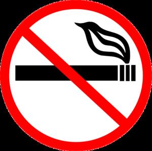 No symbol - Image: No smoking symbol