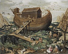 Noah's Ark on Mount Ararat by Simon de Myle.jpg