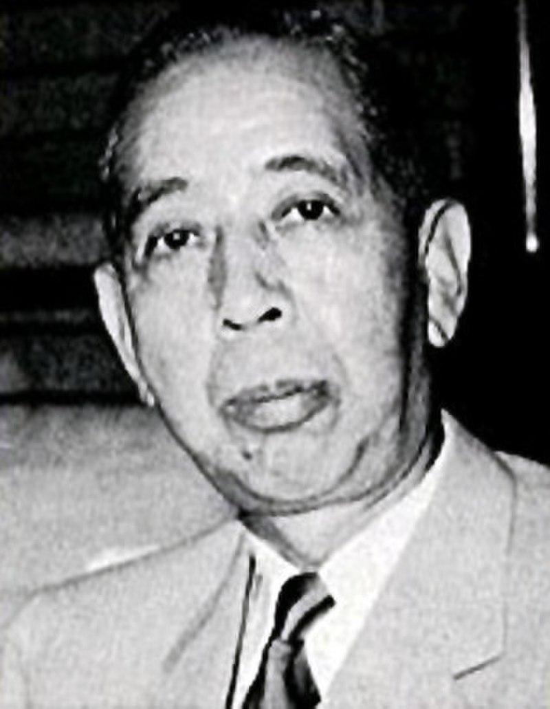日本第56、57屆首相岸信介,1954年就和蔣介石祕密成立反共聯盟。(圖片來源:維基百科、japan.kantei.go.jp)