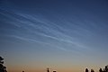 Noctilucent cloud 20160719 raunheim germany.jpg